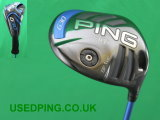 Second Hand Ping G30 G30 SF Tec and G30 LS Tec Drivers Currently in Stock