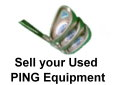 Sell or exchange your used PING equipment