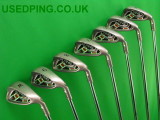 Second Hand PING G15, I15 & K15 Irons