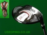 Second Hand PING G20 and I20  Fairway Woods for Sale
