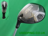 Second Hand PING Anser Fairway Woods for Sale