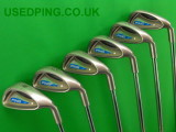 Second Hand PING G2, G2HL, G2EZ Iron Sets for Sale