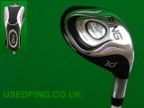 Second Hand PING Ladies Hybrids for Sale, G5L, Rhapsody