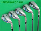 Second Hand PING GMax Iron sets