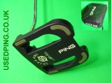 Second Hand PING JAS and JAS CRAZ-E One  Putters for Sale