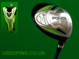 Second Hand PING Rapture and Rapture V2 Fairway Woods