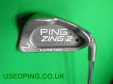 Second Hand PING One and Two Irons for Sale, 1 Iron, 2 Iron